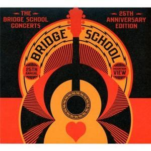 Bridge School Concerts - 25th Anniversary Edition, The - Cover