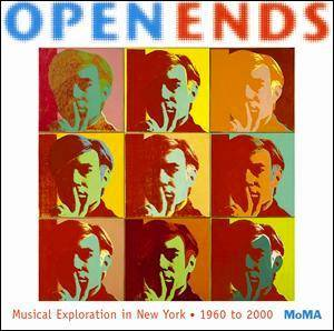 Open Ends - Musical Exploration In New York - 1960 To 2000 - Cover