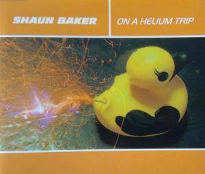 Cover - Shaun Baker: On A Helium Trip