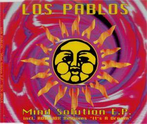 Cover - Pablos, Los: Mind Solution E.P.