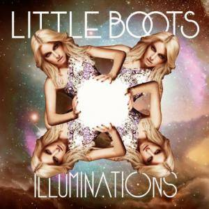 Little Boots: Illuminations - Cover