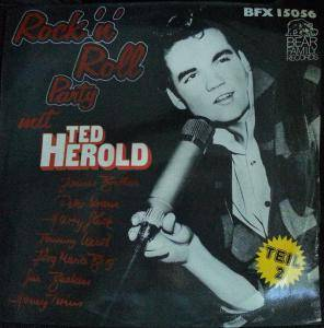 Rock 'n' Roll Party Mit Ted Herold Teil 2 - Cover