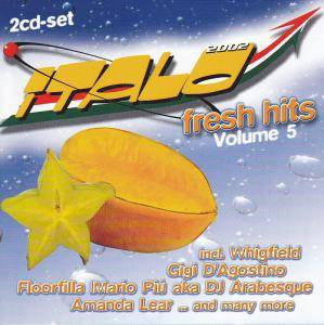 Cover - Klubbhoppers: Italo Fresh Hits 2002 Vol. 5