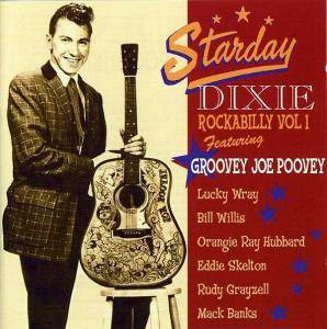 Cover - Jay Richards: Starday-Dixie Rockabilly Vol. 1
