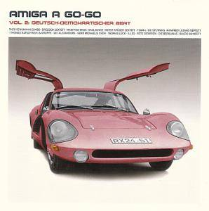 Cover - Thomas Natschinski: Amiga A Go-Go Vol.2: Deutscher Demokratischer Beat