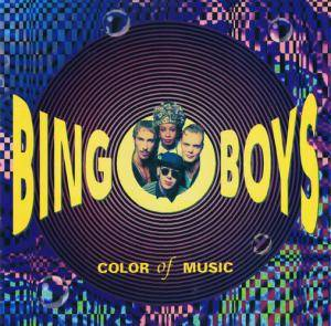 Cover - Bingoboys: Color Of Music