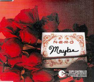 Cover - N*E*R*D: Maybe