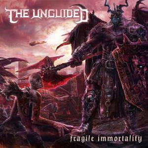 The Unguided: Fragile Immortality - Cover