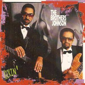 Cover - Brothers Johnson, The: Kickin'