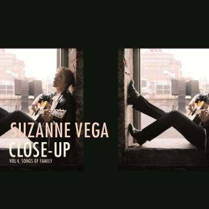 Cover - Suzanne Vega: Close-Up Vol. 4 - Songs Of Family