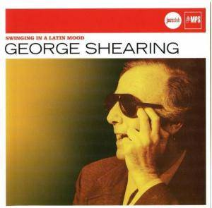 George Shearing: Swinging In A Latin Mood - Cover