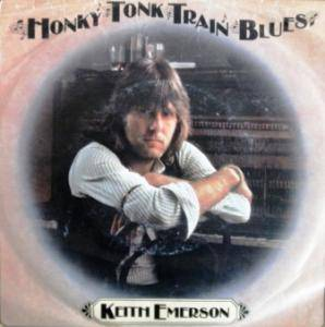 Cover - Keith Emerson: Honky Tonk Train Blues