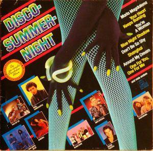 Cover - Blind Date: Disco Summer Night
