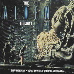 Cover - Elliot Goldenthal: Alien Triology, The
