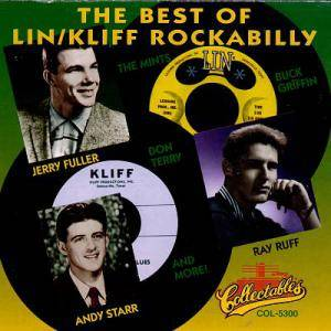 Cover - Jerry Fuller: Best Of Lin / Kliff Rockabilly, The