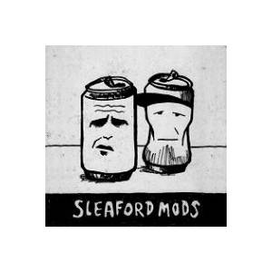 Sleaford Mods: Mr. Jolly Fucker - Cover