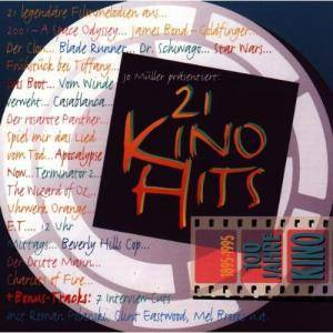 Cover - Vangelis: 21 Kino Hits