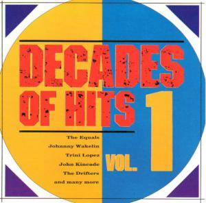 Cover - Mystics, The: Decades Of Hits Vol. 1