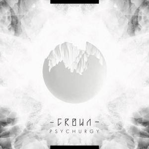 C R O W N: Psychurgy - Cover