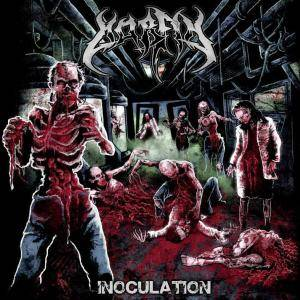 Morfin: Inoculation - Cover
