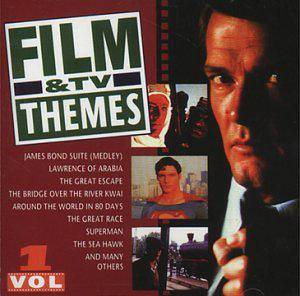 Film & TV Themes Vol. 1 - Cover