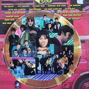 Cover - Royal Showband Waterford: Exciting Collection Of 28 Original Golden Smash Hits On EMI Records, An