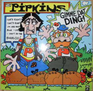 Cover - Pipkins, The: Gimme Dat Ding