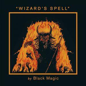 Black Magic: Wizard's Spell - Cover
