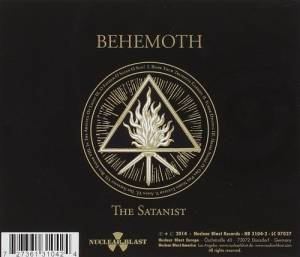 Behemoth: The Satanist (CD) - Bild 2