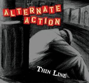 Alternate Action: Thin Line - Cover