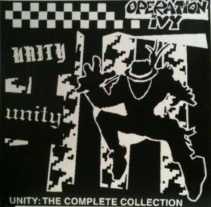 Operation Ivy: Unity: The Complete Collection - Cover