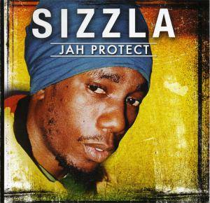 Sizzla: Jah Protect - Cover