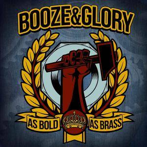 Booze & Glory: As Bold As Brass - Cover