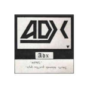 Cover - ADX: Demo