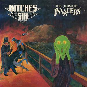 Cover - Bitches Sin: Ultimate Invaders, The