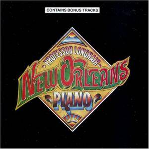Cover - Professor Longhair: New Orleans Piano