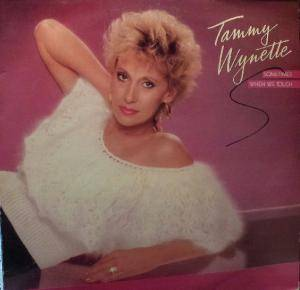 Cover - Tammy Wynette: Sometimes When We Touch