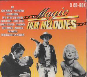 Cover - Henry Mancini & His Orchestra & Chorus: Magic Film Melodies
