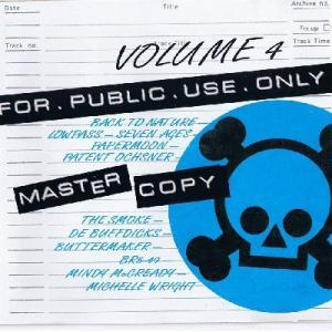 For.Public.Use.Only Volume 4 - Cover
