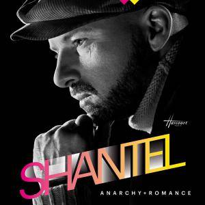 Cover - Shantel: Anarchy + Romance