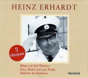 Heinz Erhardt 3 H Rspiele Nach Den Original Kinofilmen 3