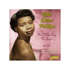 Cover - Little Esther Phillips: Am I That Easy To Forget?