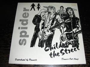 Cover - Spider: Children Of The Street