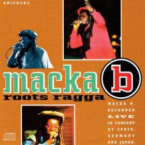 Macka B: Roots Ragga - Cover
