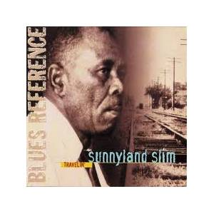 Cover - Sunnyland Slim: Travelin'