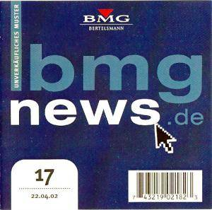Cover - Alan & Denise: BMG-News Vol. 17