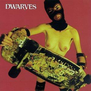 Dwarves: Dwarves Are Young And Good Looking, The - Cover