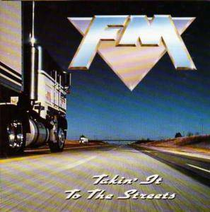 Cover - FM: Takin' It To The Streets