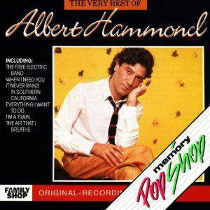 Albert Hammond: Very Best Of Albert Hammond, The - Cover