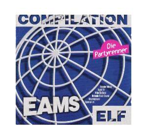 EAMS Compilation Volume 11 - Die Partyrenner - Cover